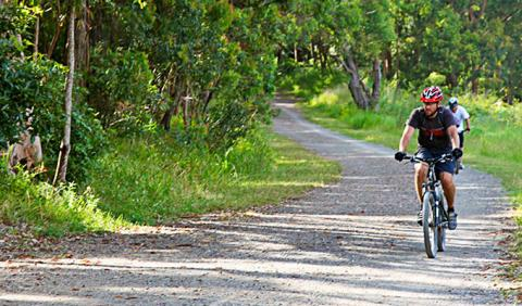 Nashville and Middle Tennessee Bike Trails
