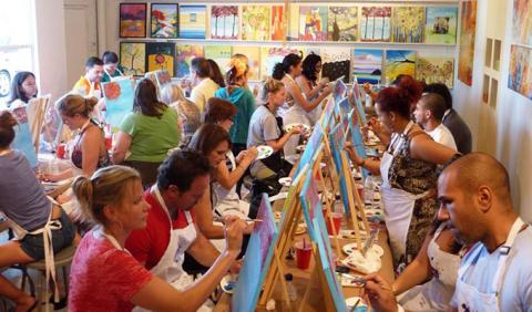 Nashville Painting classes