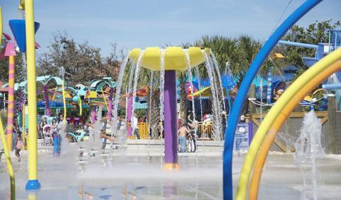 Nashville Area Splash Parks
