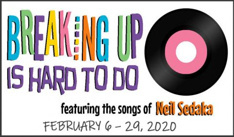 Buy Tickets Now for Breaking Up is hard to do