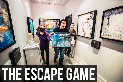 Nashville Escape Game - Art