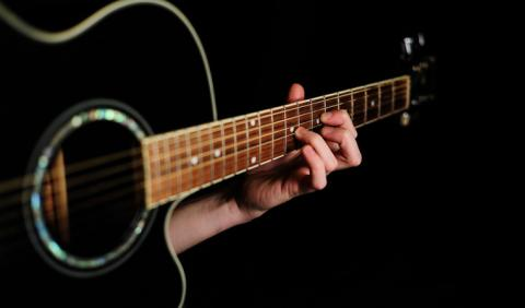 Guitar Music Lesson in Nashville