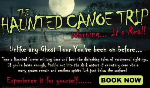 Haunted Canoe Trip - Alternate Haunted House