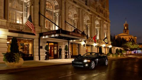 Nashville's Only 5 Star Hotel the Hermitage Hotel