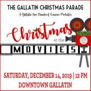 "Gallatin Christmas Parade ""Christmas at the Movies"""