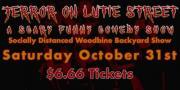 Terror on Lutie Street - Backyard Comedy Show