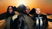 Earth, Wind & Fire at the Ryman Auditorium in downtown Nashville Tennessee