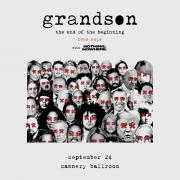 grandson - the end of the beginning at Mercy Lounge