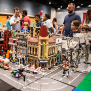 BrickUniverse LEGO Fan Expo