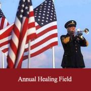 Memorial Day Tradition to visit the Annual Healing Field