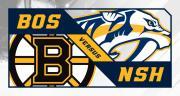 Nashville Predators vs. Boston Bruins