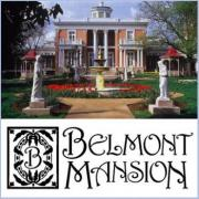 Belmont Mansion in Nashville Tennessee