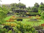 Nashville Centennial Park in Nashville Tennessee
