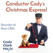 Conductor Cody's Christmas Express! - Virtual Edition