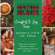 Comfort and Joy Tour