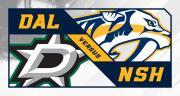 Nashville Predators vs. Dallas Stars