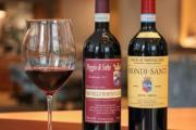 Tuscany Wine Dinner at Yolan