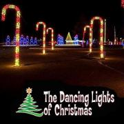 The Dancing Lights of Christmas  Lebanon Tennessee