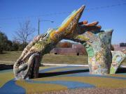 Fannie Mae Dees/ Dragon Park