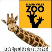 Spend the day at the Nashville Zoo