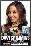 Davi Crimmins from The Bert Show