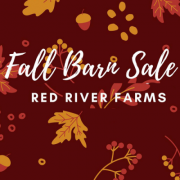 Fall Barn Sale at Red River Farms