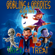 Goblins and Goodies at the Park in LaVergne Tennessee