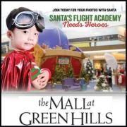 Santa's Flight Academy at Green Hills Mall in Nashville Tennessee