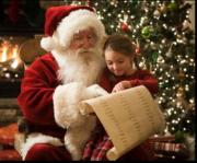 Photo's with Santa at The Mall at Green Hills in Nashville Tennessee