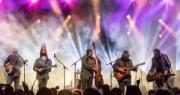 Greensky Bluegrass at the Ryman Auditorium in downtown Nashville Tennessee