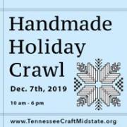 Handmade Holiday Crawl