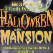 Halloween at the Mansion
