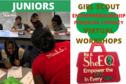 Girl Scout Business Badge Workshops for Juniors