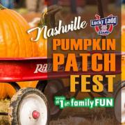 Lucky Ladd Farms Pumpkin Festival - Opening Weekend!