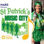 Mars Petcare St. Patrick's Music City Half Marathlon, 10k, 5k, & 1 Mile