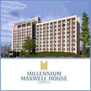 Millennium Maxwell House in Nashville's MetroCenter area