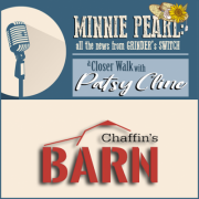 A Closer Walk With Patsy Cline and Minnie Pearl