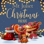 Mt Juliet Christmas Parade in Mt Juliet Tennessee