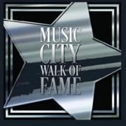 Music City Walk of Fame Park in downtown Nashville TN
