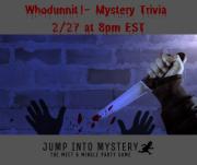 Jump into Mystery