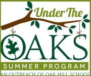 Under the Oaks Summer Program