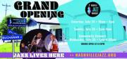 Nashville Jazz Workshop Public Opening