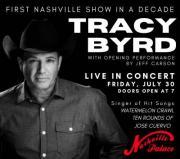 Tracy Byrd Concert