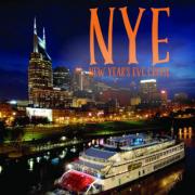 New Year's Eve Cruise on the General Jackson Showboat