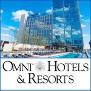 Omni Nashville Hotel in downtown Nashville Tennessee