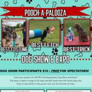 Poochapalooza dog show and expo