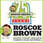 Roscoe Brown Heating Air Conditioning plus Duct Work