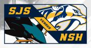 Nashville Predators vs. San Jose Sharks