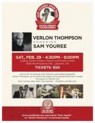 Verlon Thompson Honoring Sam Youree