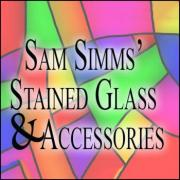 Sam Simms' Stained Glass and Accessories